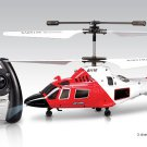 Syma S111G Mini Coast Guard Rescue 3.5CH Indoor RC Helicopter with Gyro