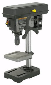 AZM BENCH DRILL PRESS W/ 1/2'' KEYLESS CHUCK