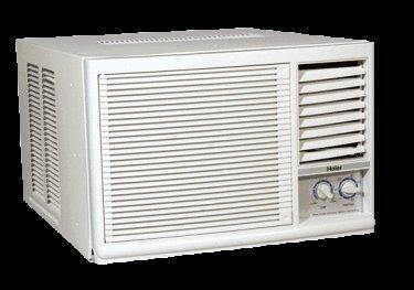 Haier 8,000 BTU COOL / 7,000 BTU Heat, 9.5 EER - 115 volt