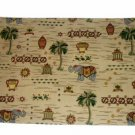 Tropical Palm Trees Elephants Placemats