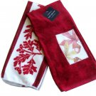 Autumn Leaves Kitchen Towels Set
