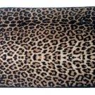 Leopard Print Memory Foam Bath Mat