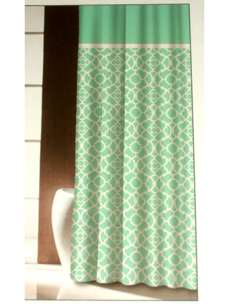 Shower Curtains Brown And Turquoise Shower Curtains