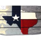 State of Texas Rug Slice Mat