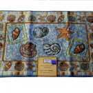 Popular Bath Seashells Starfish Bath Mat