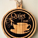Coffee Cup Wood Kitchen Wall Décor