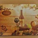 Bordeaux Wine Grapes Placemats Set A La Carte