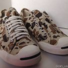 NEW CONVERSE Jack Purcell Camo Adult Sneakers (Men's 9/Woman's 11)