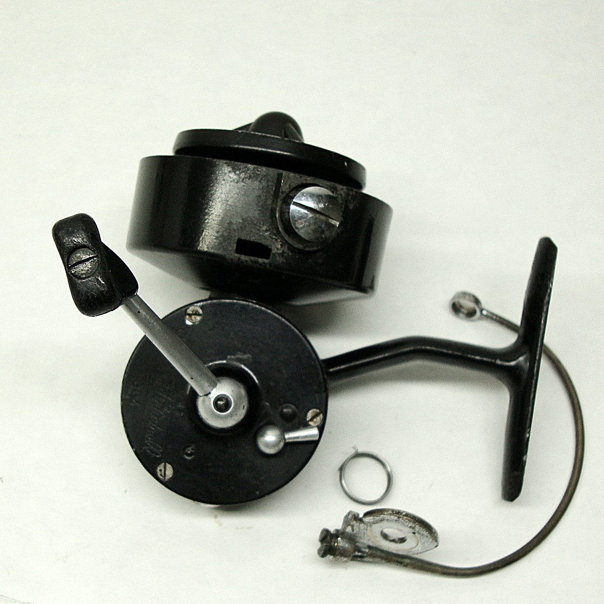 Garcia mitchell fishing reel 304 for parts not working for Mitchell fishing reels