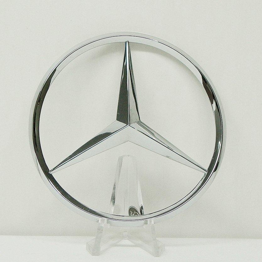 Mercedes-Benz Trunk Lid Emblem Star Badge Genuine Original 220758 0058