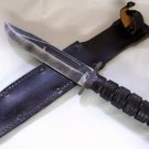 Camillus 12in Fighting Knife 1970s U.S. over CAMILLUS (its a good one)