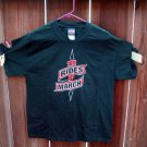 Harley Davidson Black T Shirt Rides of March, Made in U.S.A.