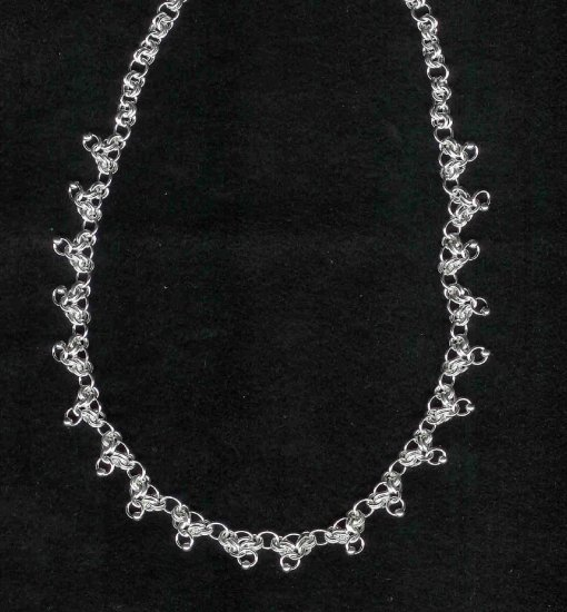 Coda Chain Maille Necklace