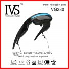 52inch vision video glasses, 4G memory, tf card up to 32G, free DHL shipping