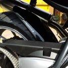 BMW F800GT Hugger: Black 074258B