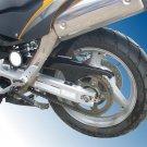 Honda XL1000V Varadero Hugger: Gloss Black 071240B