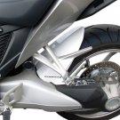 Honda Crosstourer VFR1200  (10+) Rear Hugger: White 07110C