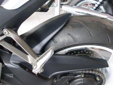Honda CB1000R (08-13) Hugger: Satin Black 071001E