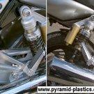 Yamaha XJR1300 Hugger: Black 07223E