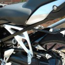 BMW K1200R / K1200S / K1200 SPORT Hugger: Gloss Black 074091B