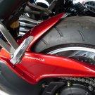 Honda CB1000R  (08-13) Hugger: Pearl Sienna Red 071001F