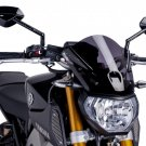 Yamaha MT09 / FZ09 Sport Screen: Dark Smoke 420092F