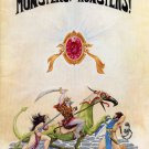 Monsters! Monsters! RARE 1st edition 1976 Metagaming Fantasy RPG