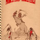 Monsters! Monsters! 2nd edition 3rd printing RARE white spiral binder