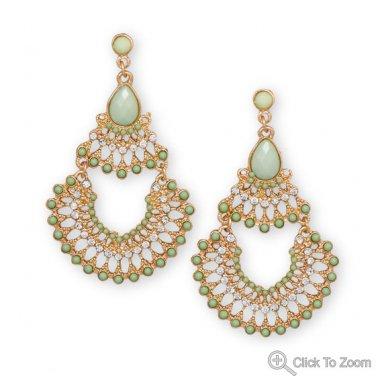 Mint Julep Fashion Earrings