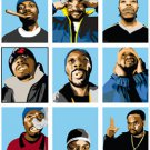 New Wutang - Animated 22 X 34 Music Poster