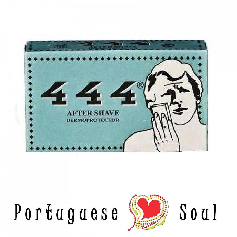 444 Alum Potassium Block | Men Skin 100g