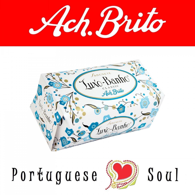 ACH BRITO Luxury Classic Soap 350g CLAUS PORTO LAFCO