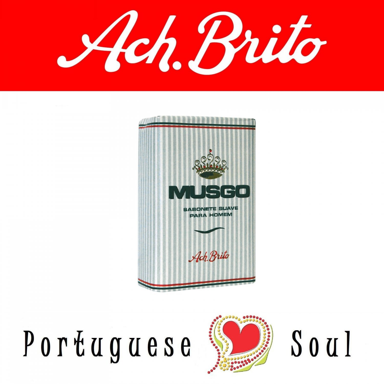 ACH BRITO Musgo Real Men Soap 160g CLAUS PORTO LAFCO