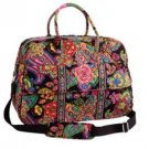 NWT Vera Bradley Grand Traveler in Symphony in Hue