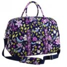 NWT Vera Bradley Grand Traveler in Floral Nightingale
