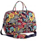 NWT Vera Bradley Grand Traveler in Happy Snails