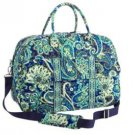 NWT Vera Bradley Grand Traveler in Rhythym and Blues