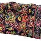 NWT Vera Bradley Large Duffel in Symphony in Hue