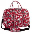NWT Vera Bradley Grand Traveler in Deco Daisy