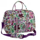 NWT Vera Bradley Grand Traveler in Viva La Vera