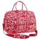 NWT Vera Bradley Grand Traveler in Rosy Posies