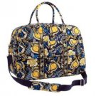 NWT Vera Bradley Grand Traveler in Ellie Blue