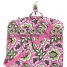 NWT Vera Bradley Garment Bag in Priscilla Pink