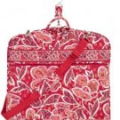 NWT Vera Bradley Garment Bag in Rosy Posies