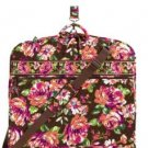 NWT Vera Bradley Garment Bag in English Rose