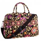 NWT Vera Bradley Weekender in Suzani