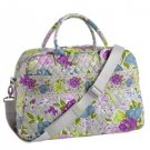 NWT Vera Bradley Weekender in Watercolor