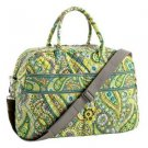 NWT Vera Bradley Weekender in Lemon Parfait