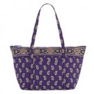 NWT Vera Bradley Miller Bag in Simply Violet