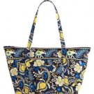 NWT Vera Bradley Miller Bag in Ellie Blue